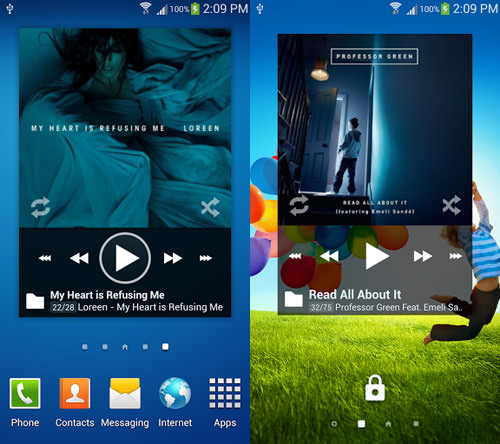 Poweramp Widget Standard Pack