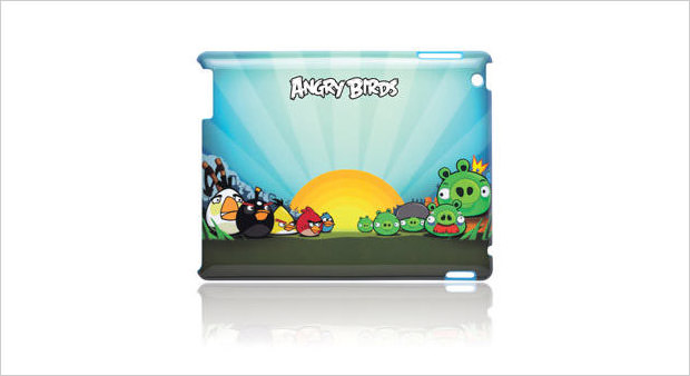 angry birds family ipad2 case