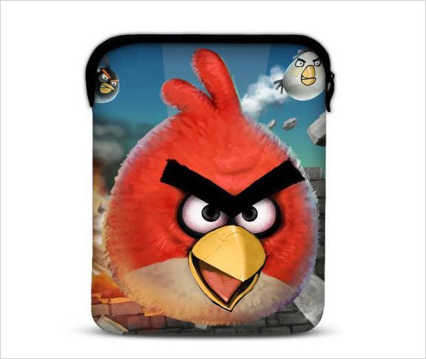 angry birds ipad sleeve