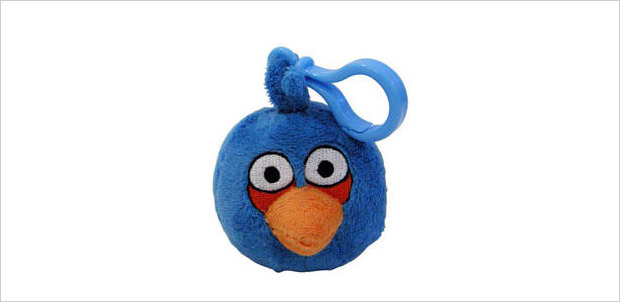 blue bird backpack clip