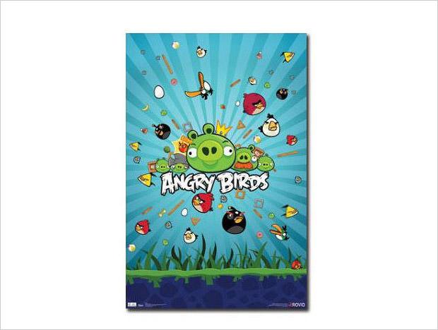 game poster print 1