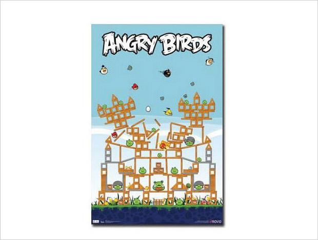game poster print 2