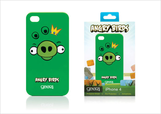 pig king iphone4 case