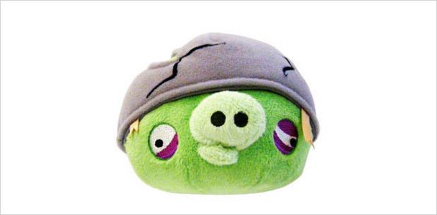 plush helmet pig