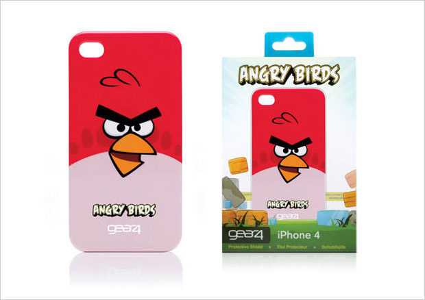 red bird iphone4 case