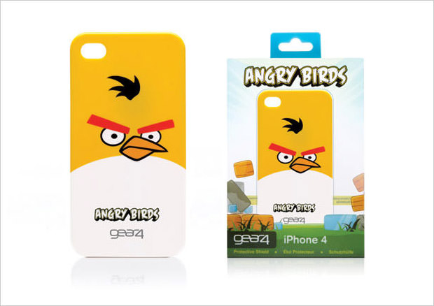 yellow bird iphone4 case