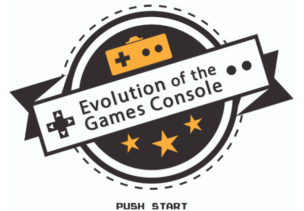 Evolution Of The Games Console