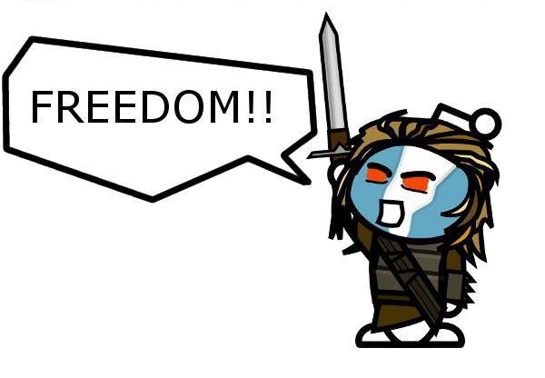 freedom reddit