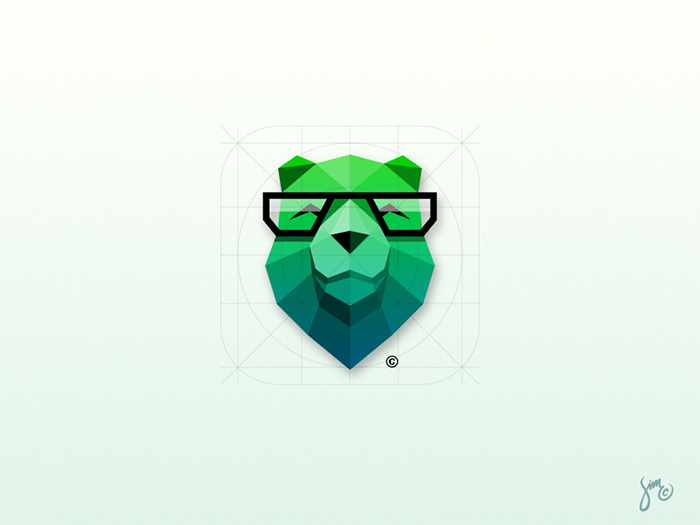 bear-icon-design