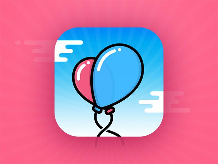 balloons-icon-app