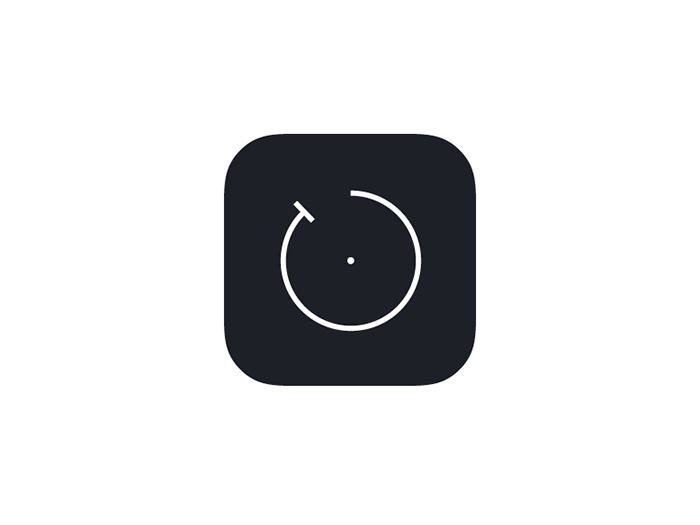 minimal-timer-icon-app