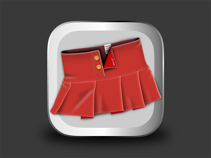 that-short-skirt-app-icon