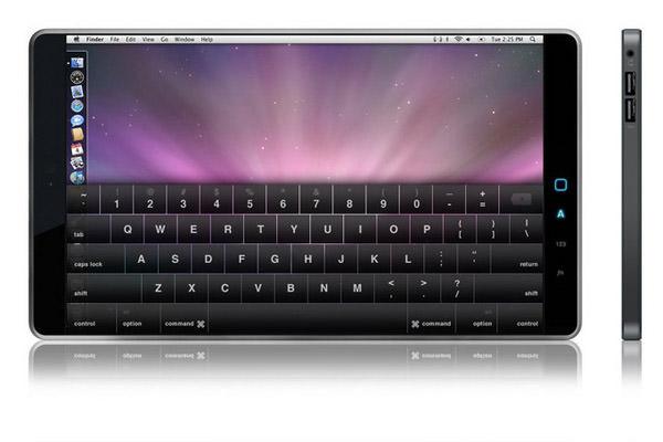 Apple TouchBook