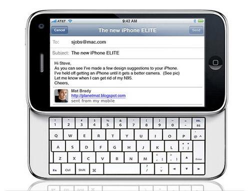 iphone elite