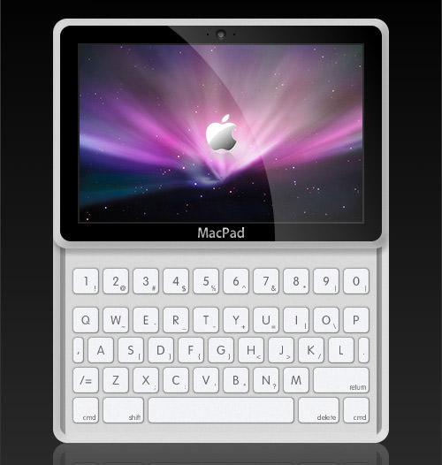 mac pad