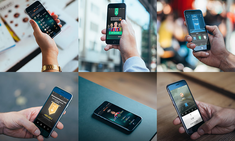 real iphone 6 mockups gallery