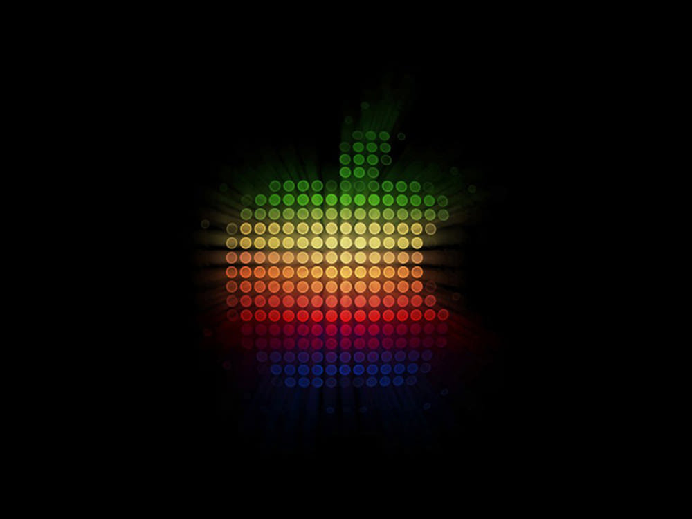 glowing-lights-apple