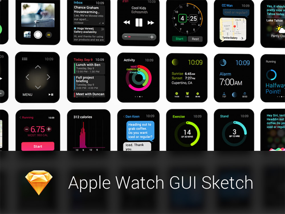 apple-gui-kits