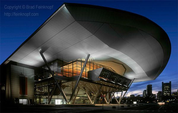 Architectural Photographer - Brad Feinknopf