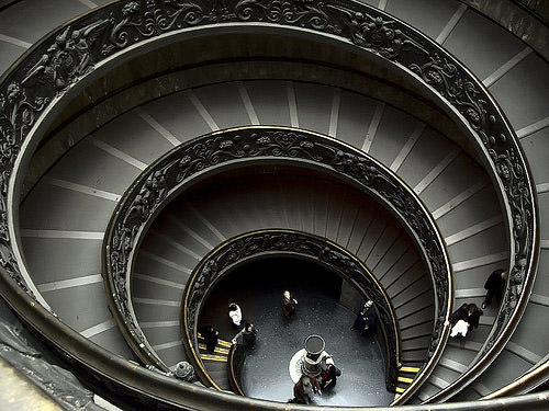 architectural photography. Escaleras Helicoidales Spiral Staircase By SoWhat \u2013 Architectural Photography O