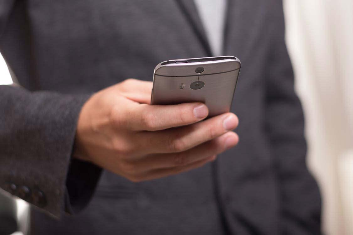 reach via phone email