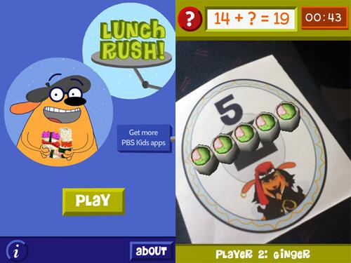 FETCH! Lunch Rush