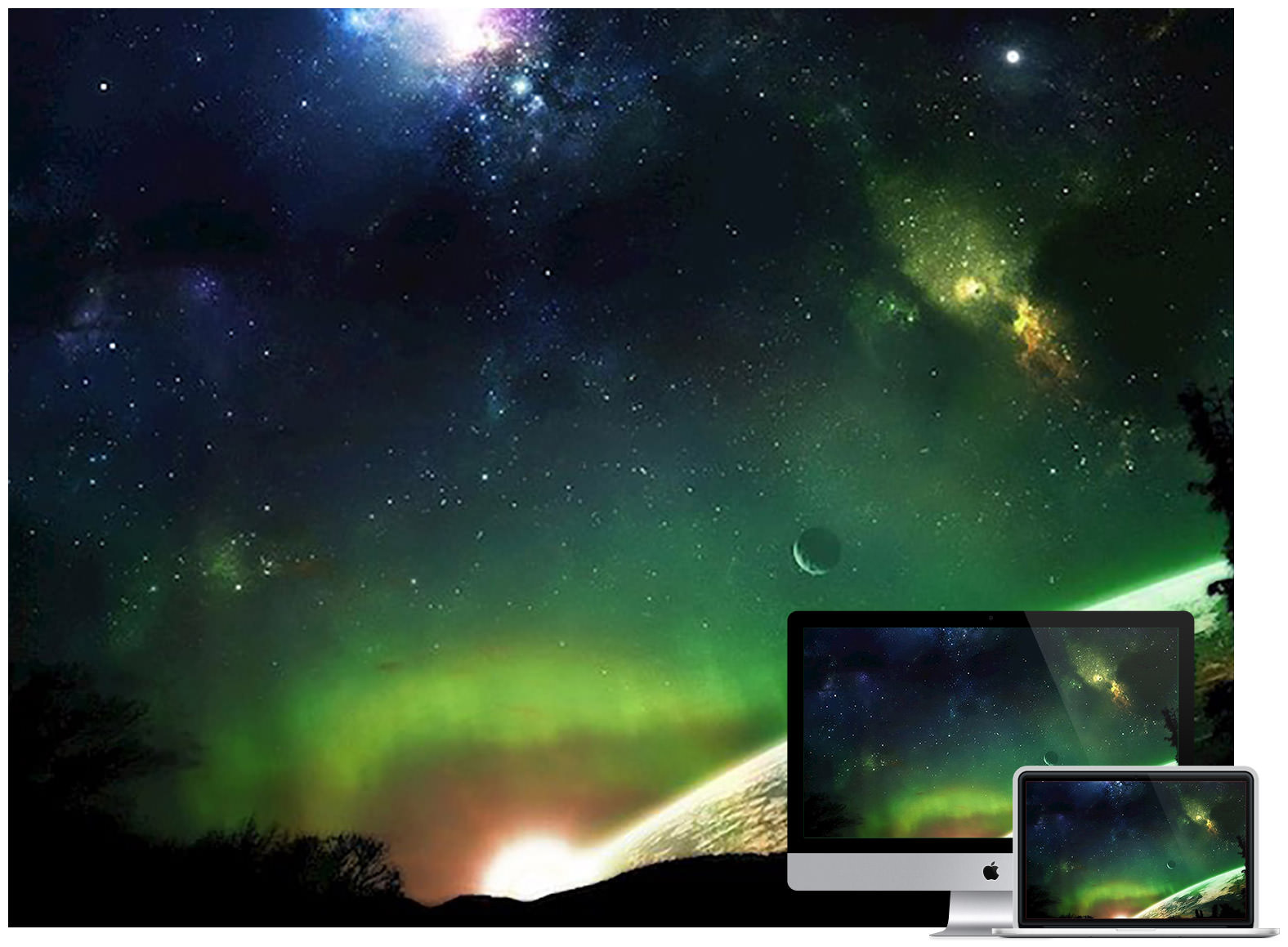 aurora-wallpaper-magic-view