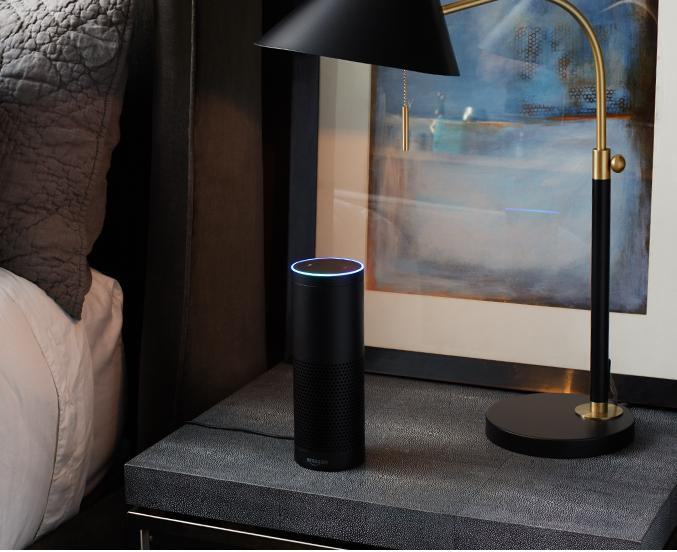 Amazon Echo and Echo Dot