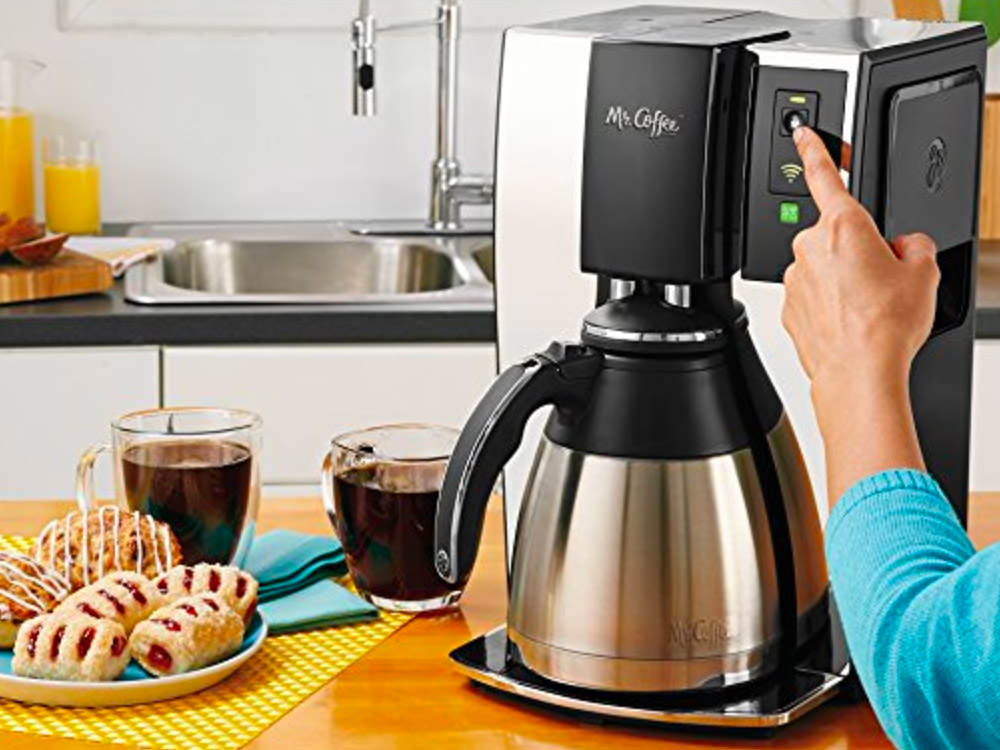 Mr. Coffee WeMo Smart Optimal Brew Coffeemaker