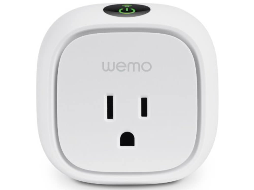 WeMo Insight Switch Smart Plug