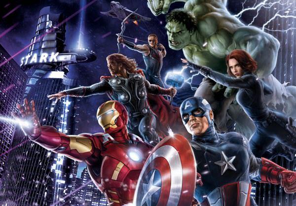 the avengers team 2