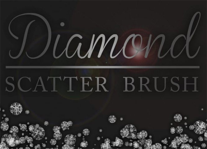 Diamond Scatter