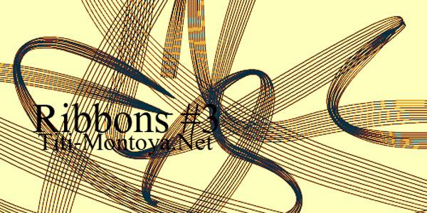Ribbons #3