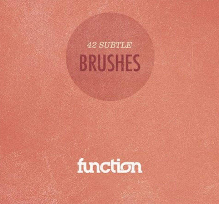 42 Subtle Brushes