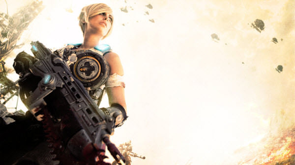 gears of war 3 - anya