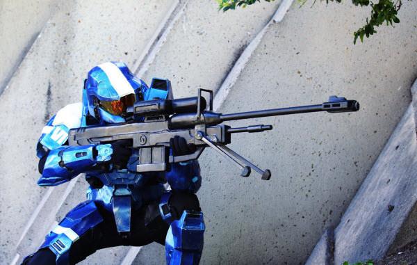 halo - spartan sniper