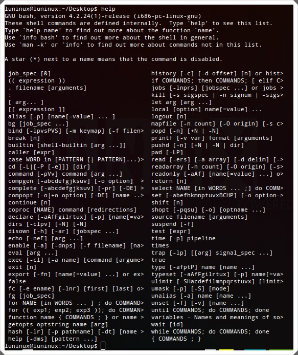 29 Linux Commands You Must Know