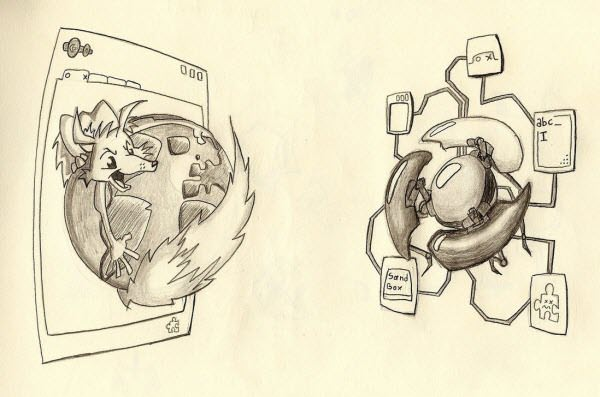 firefox vs google chrome