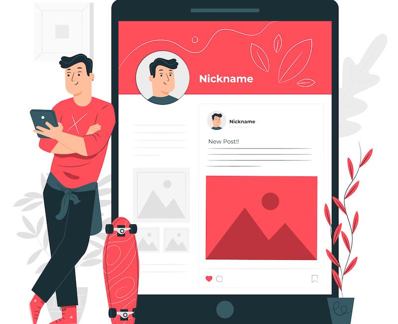 online-profile