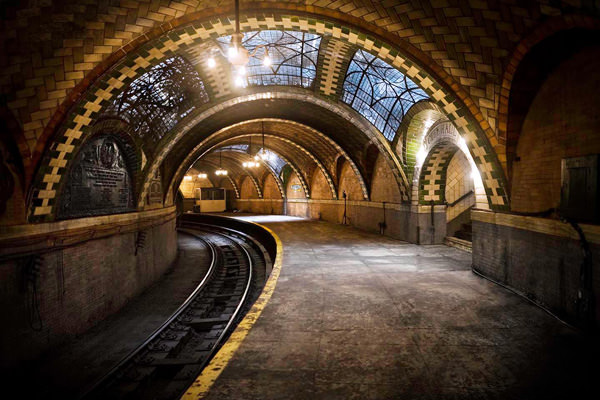 City Hall Subway