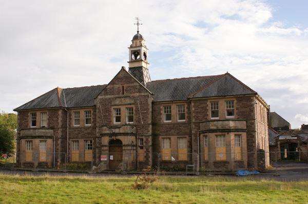 Mid Wales Hospital