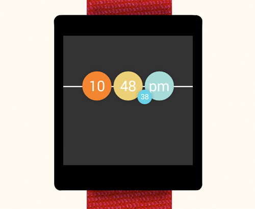Convergence Watch Face