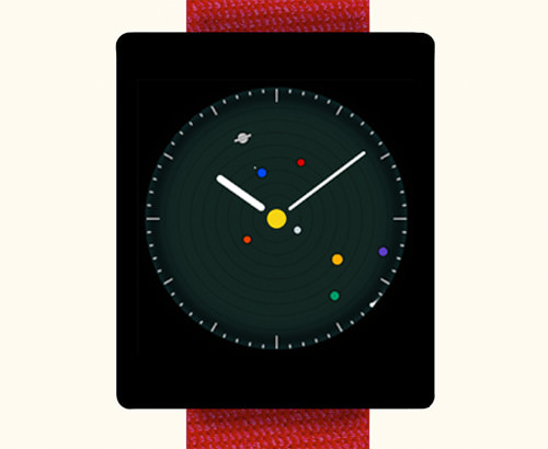 Plantes Watch Face