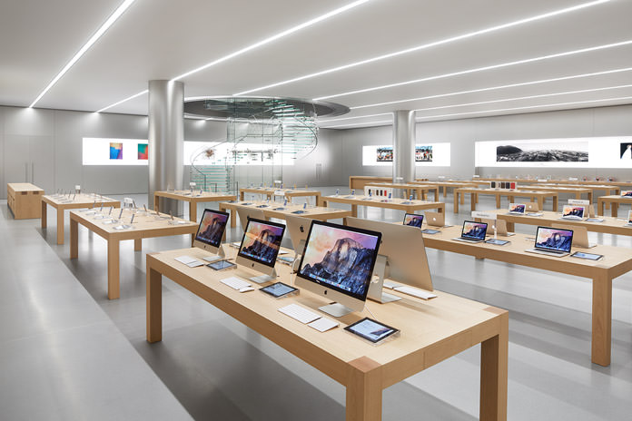 The Most Beautiful Apple Stores in The World - Hongkiat