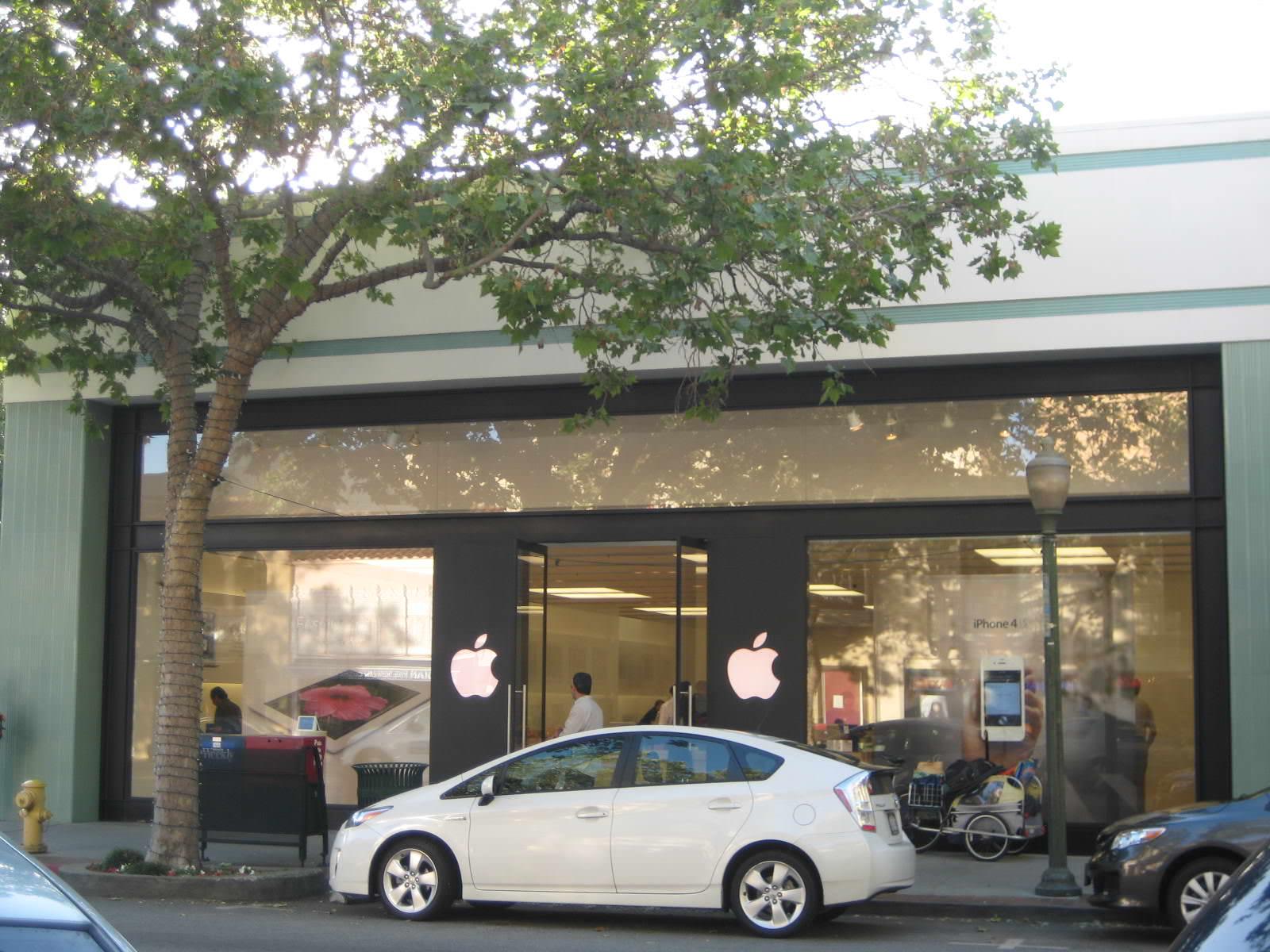 Palo Alto Old Store