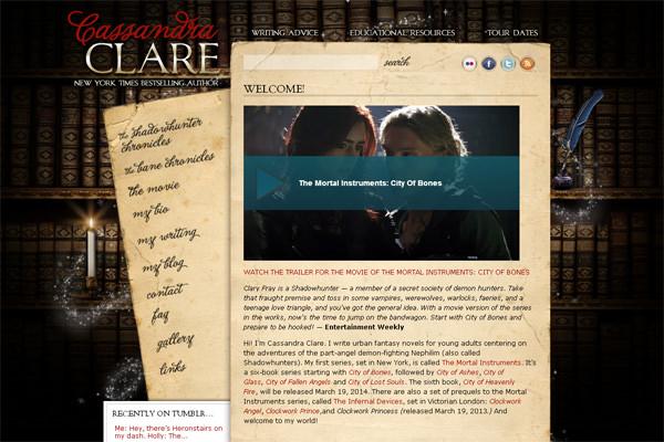 beautiful-book-authors-websites