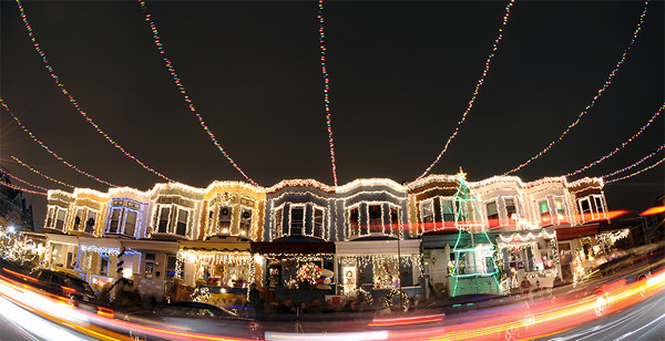 Hampden Christmas Street