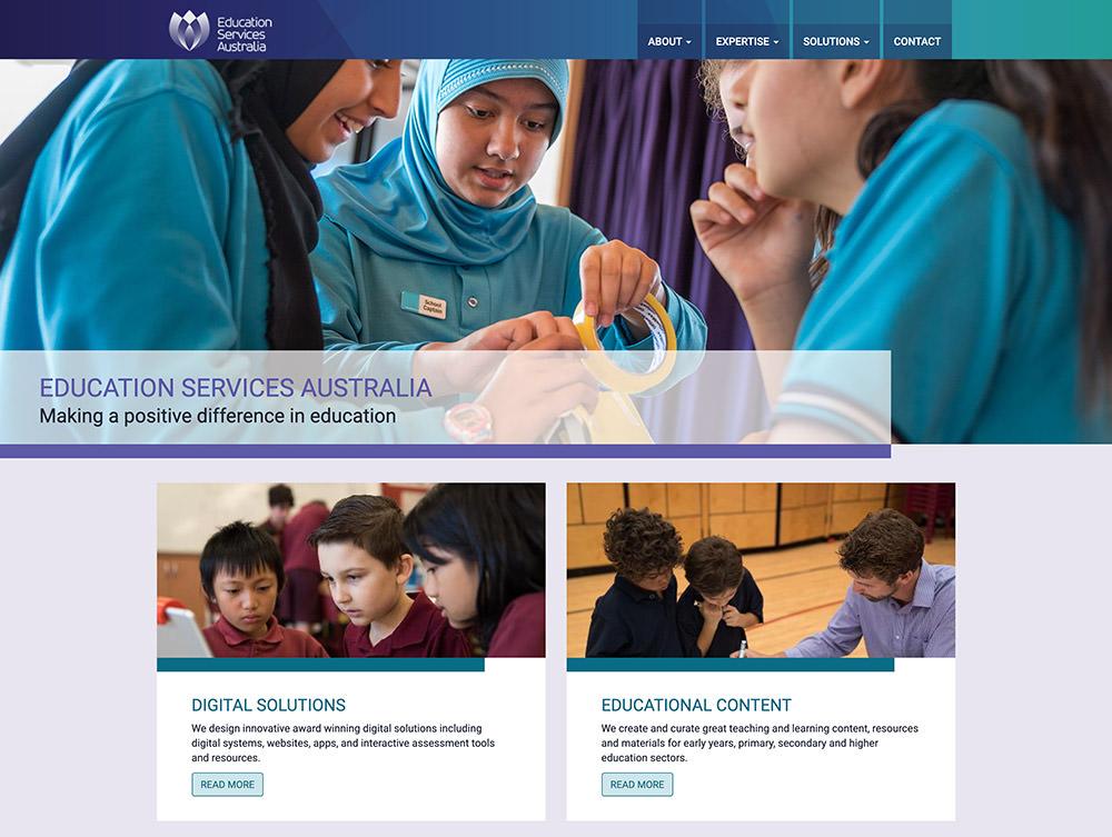 Education Services Australia