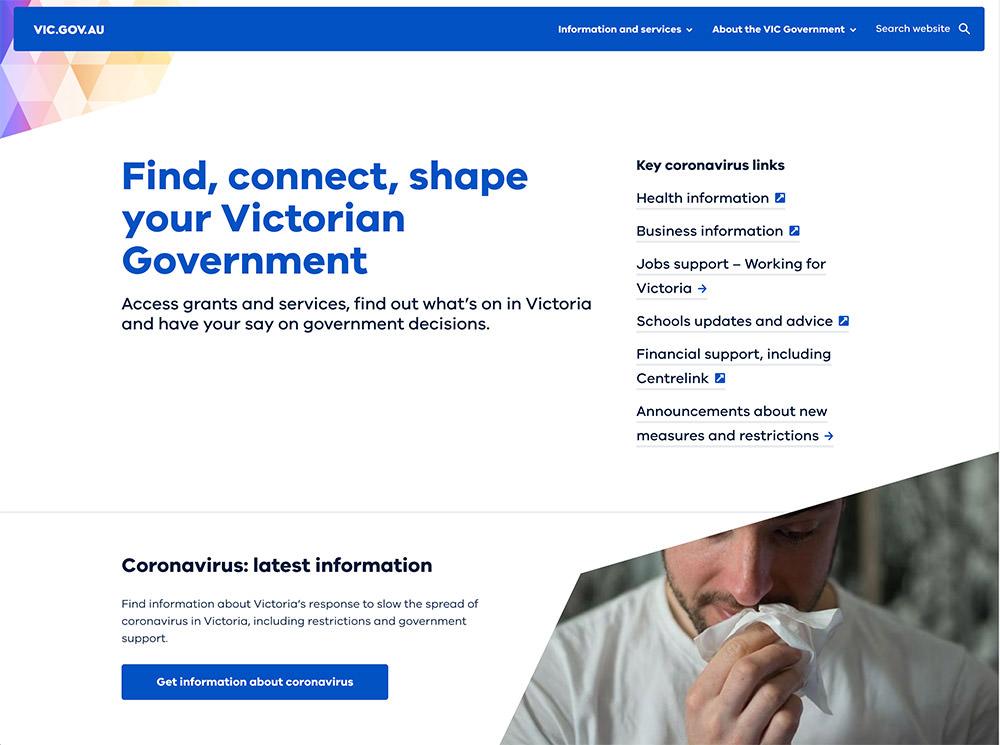Victorian Government, Australia