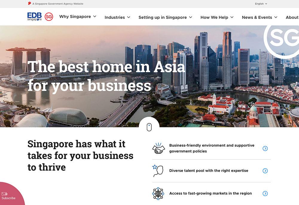 Economic Development Board of Singapor